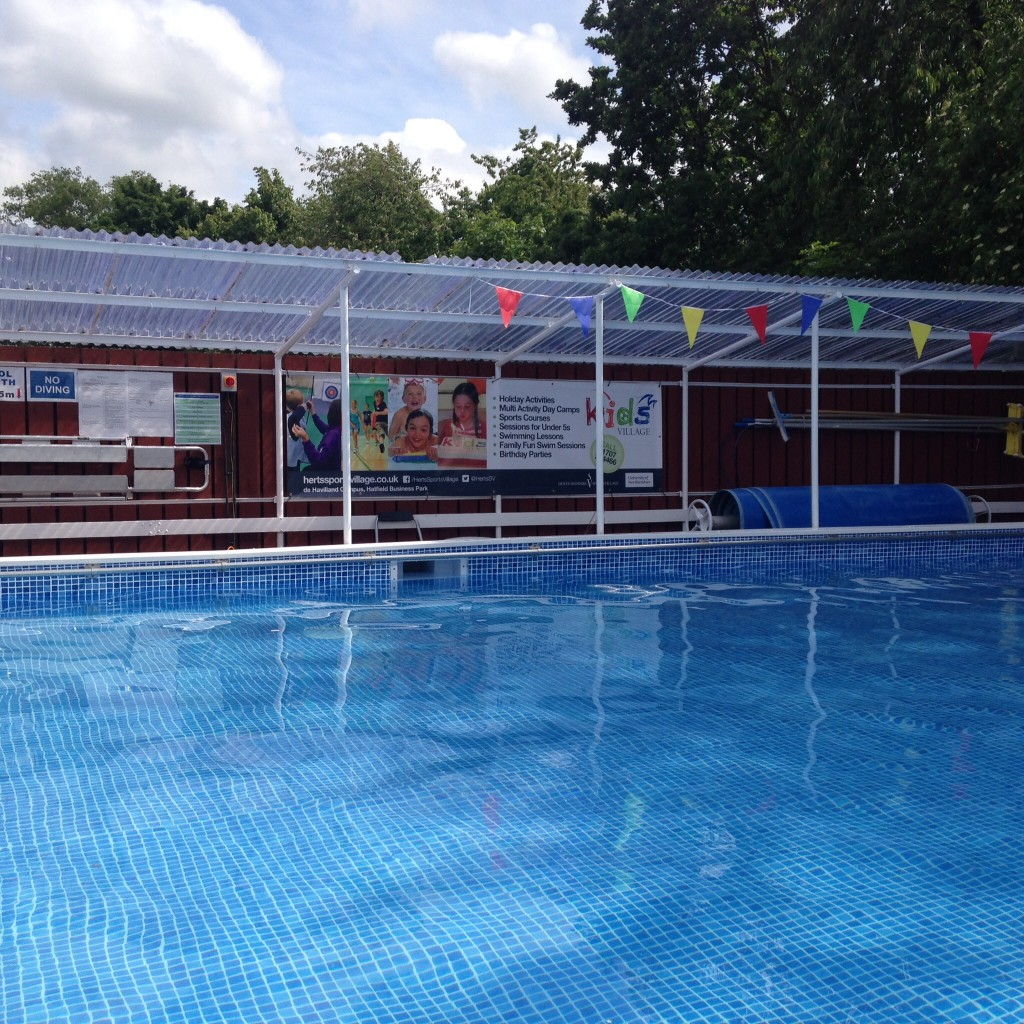 Panshanger primary school swimming pool Hatfield swimming pool prices
